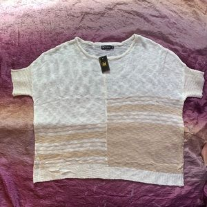 c.o.c. Boutique Loose Knit Lightweight Blouse